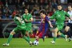 «Рубин» потерпел поражение от Барселоны
