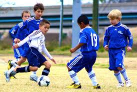 Игра в футбол в защиту